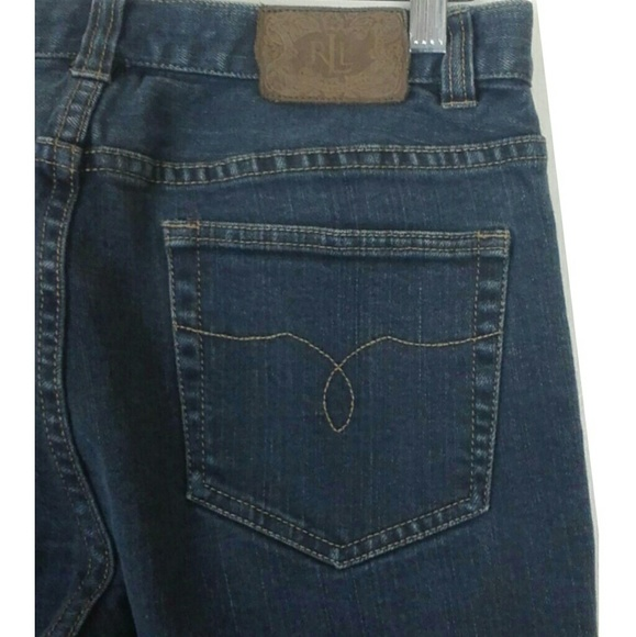 Ralph Lauren Jeans Size 4 Lauren Jeans Co. Premium